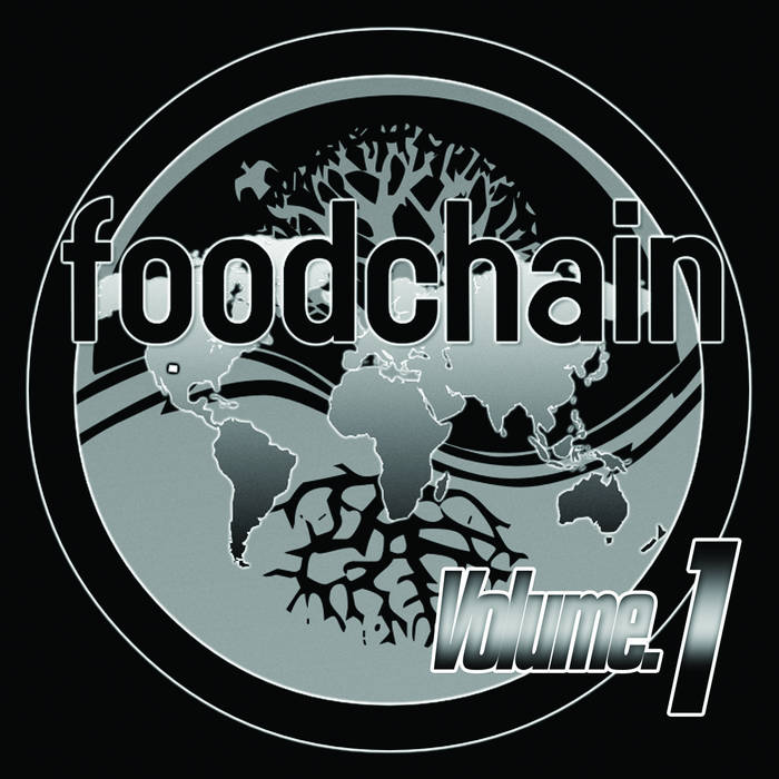 The foodchain EP Volume 1 cover art