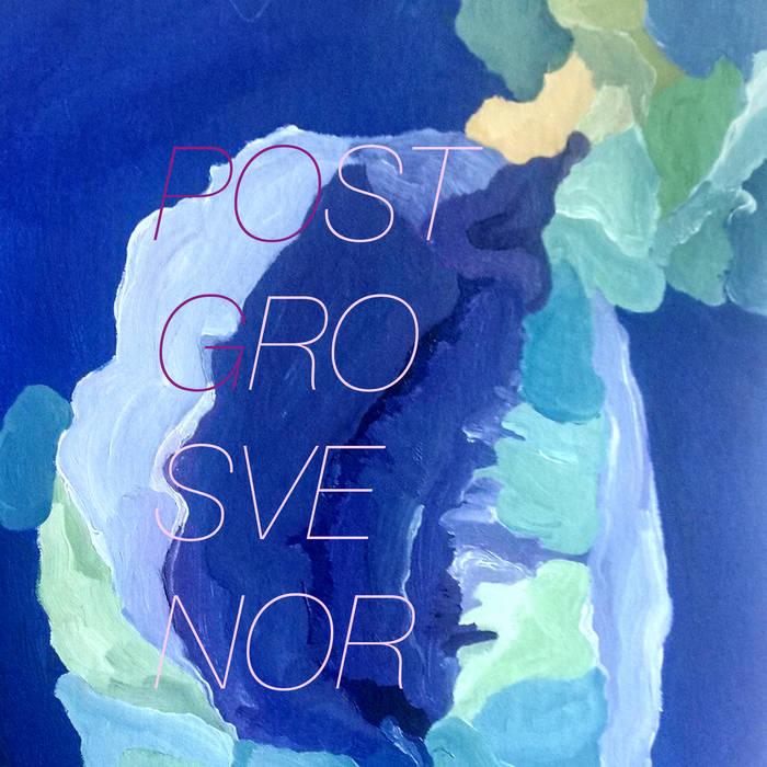 POST GROSVENOR cover art