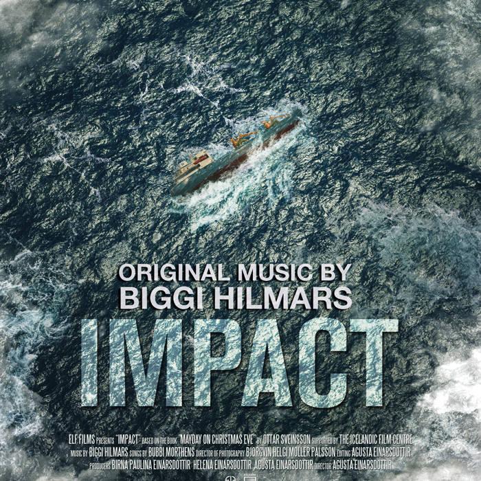 IMPACT (original soundtrack) cover art