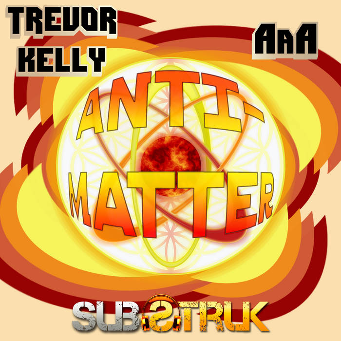 Antimatter cover art