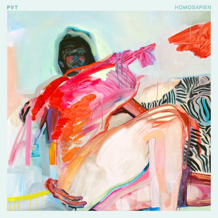 Homosapien cover art