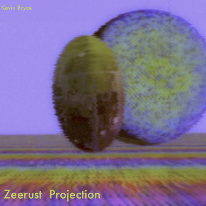 Zeerust Projection cover art
