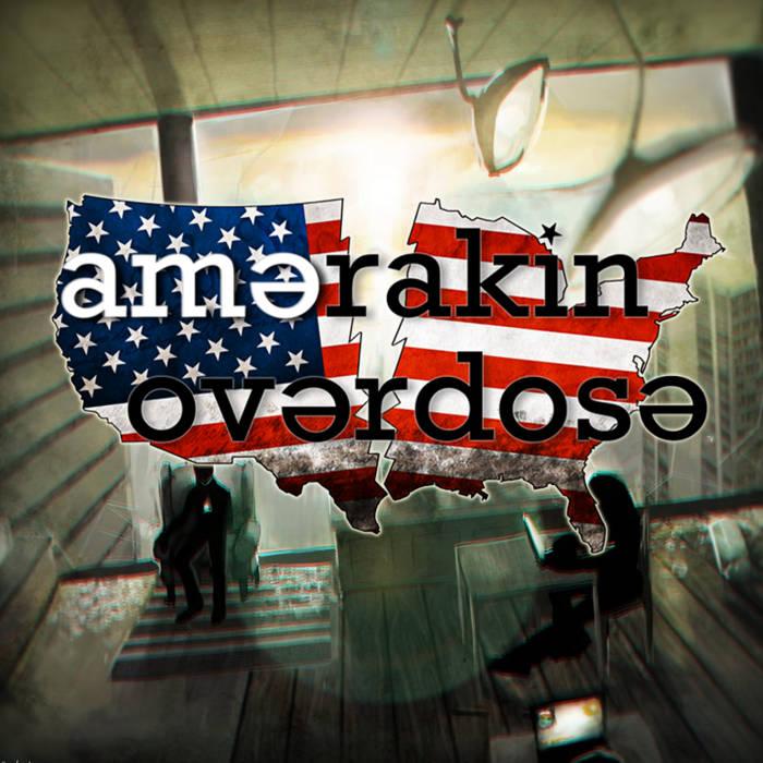 Amerakin Overdose (Reprint) cover art