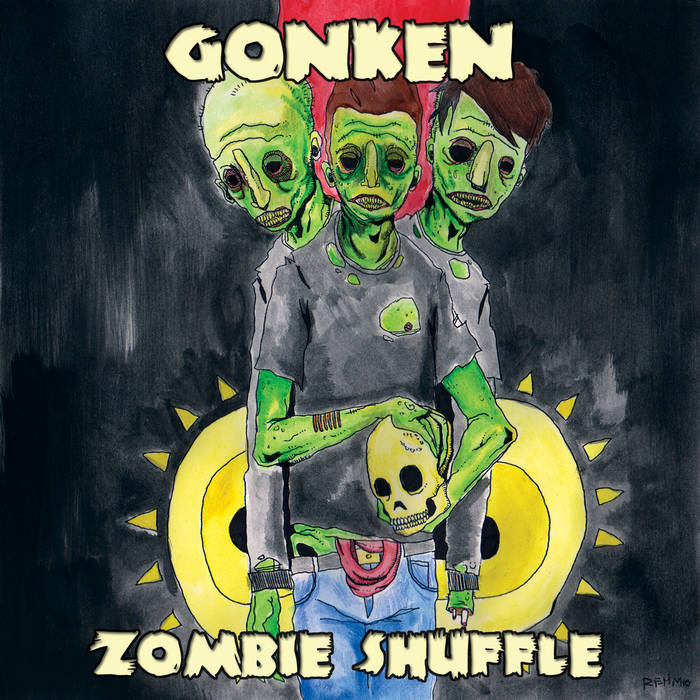 Zombie Shuffle cover art