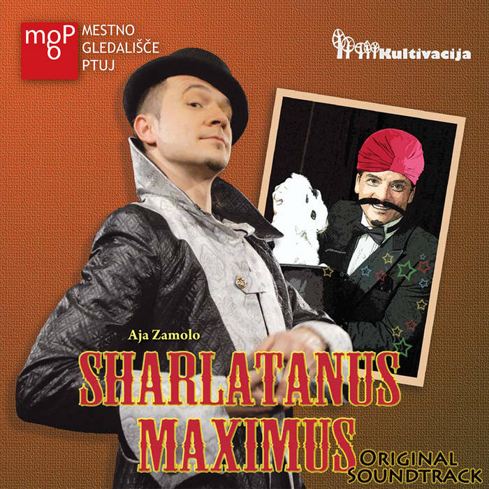 Sharlatanus Maximus (original soundtrack) cover art