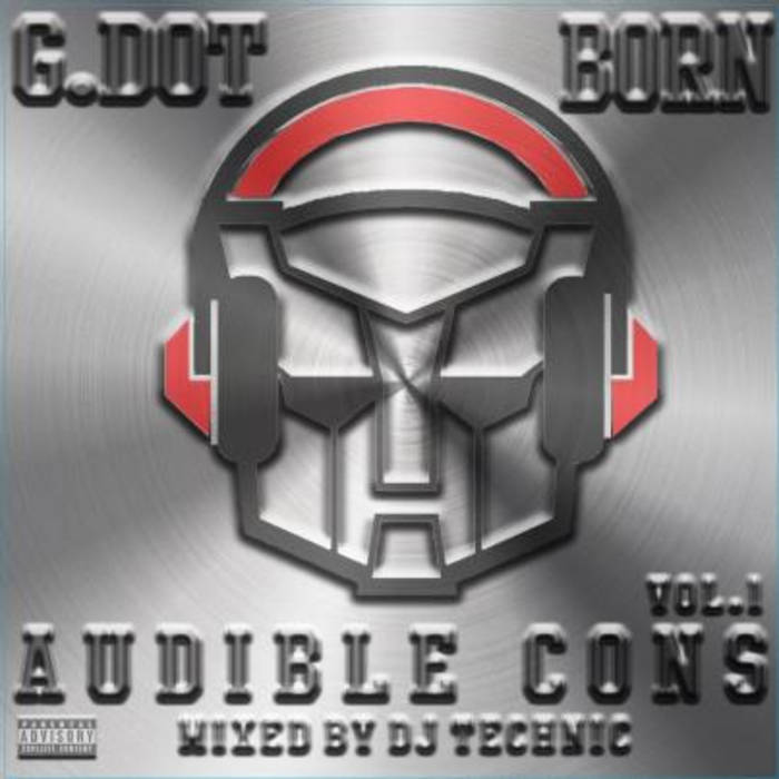 Audible Cons Vol.1 cover art