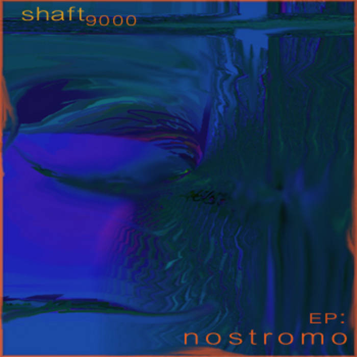 The Nostromo (EP) cover art
