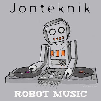 Robot Music (Remixes) cover art