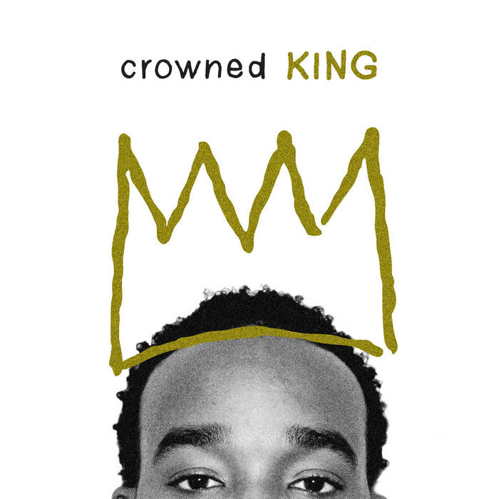 crowned KING cover art
