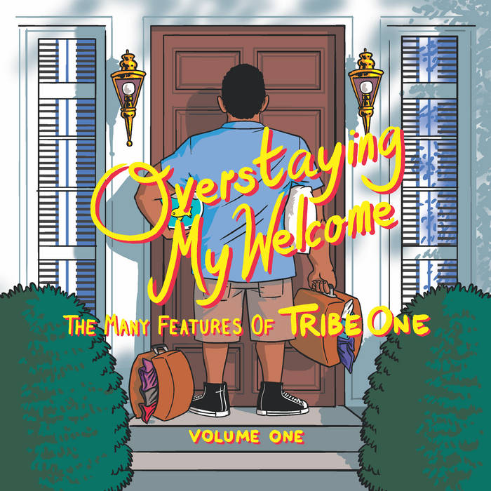Overstaying My Welcome Volume 1 cover art