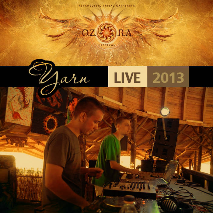 Live at Ozora Chill 2013 cover art