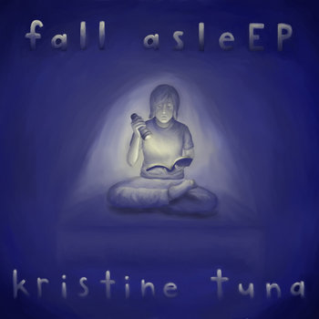 fall asleEP cover art