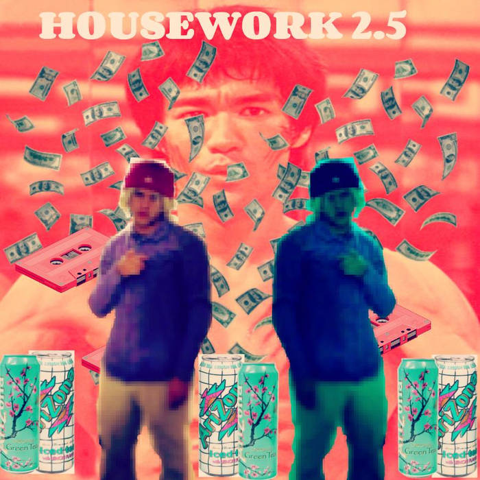 HOUSEWORK 2.5 cover art