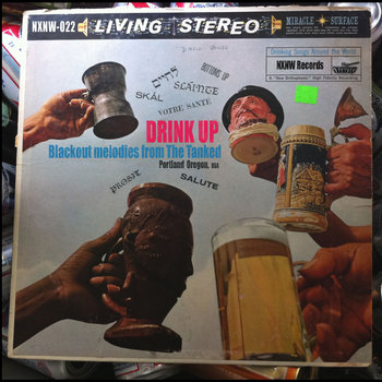 Drink Up cover art