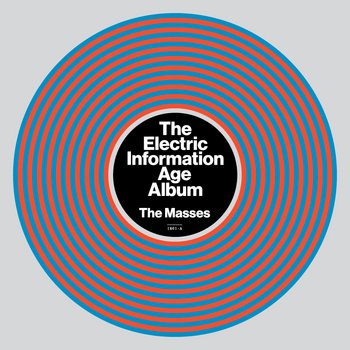 The Electric Information Age Album cover art
