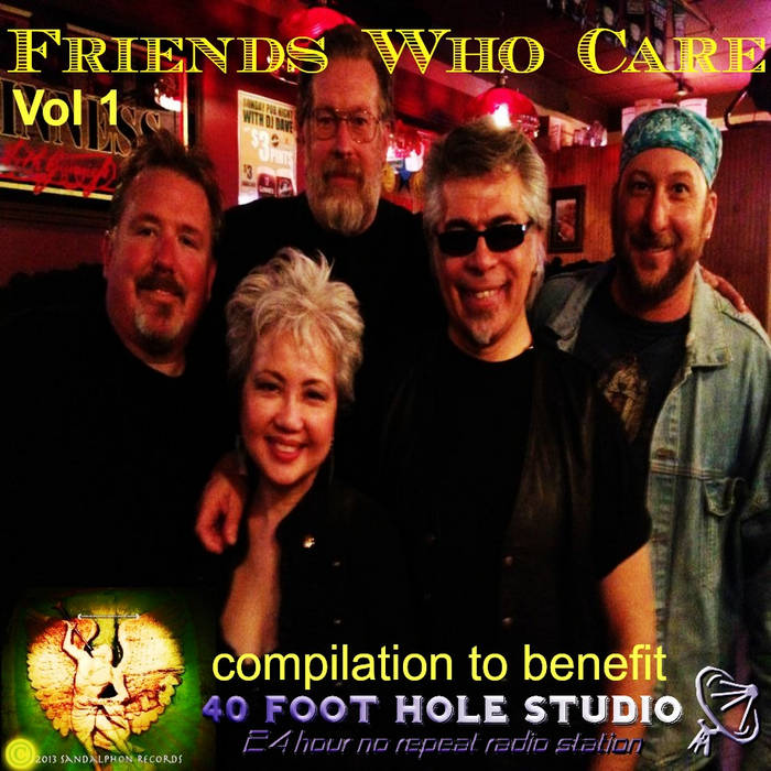 Friends Who Care cover art