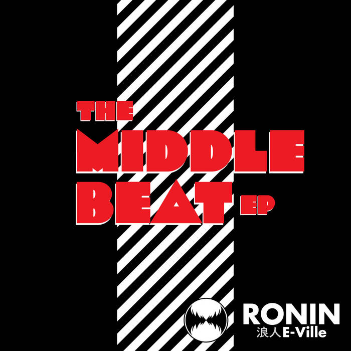The Middle Beat EP cover art