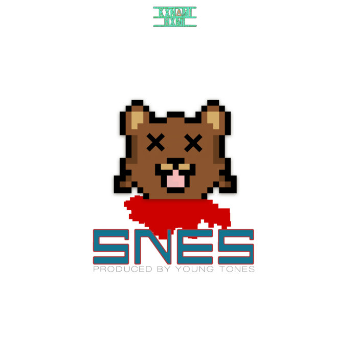 SNES cover art