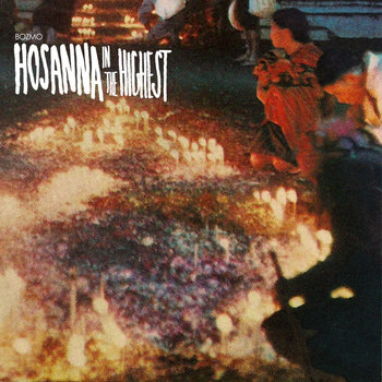 Hosanna In The Highest cover art