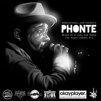 BamaLoveSoul.com Presents Phonte: Never At A Loss For Words – The Guest Verses cover art