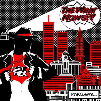 Vigilante cover art
