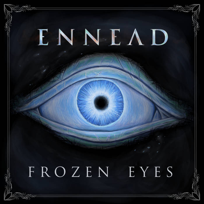 Frozen Eyes cover art