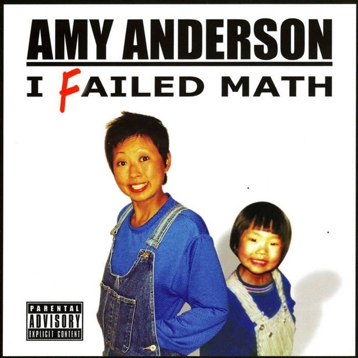 I Failed Math cover art
