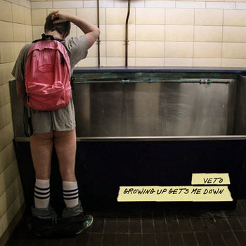 Growing Up Gets Me Down cover art
