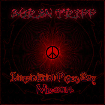 International Peace Day Mix 2014 cover art