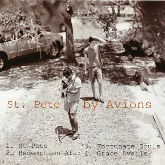 St. Pete cover art