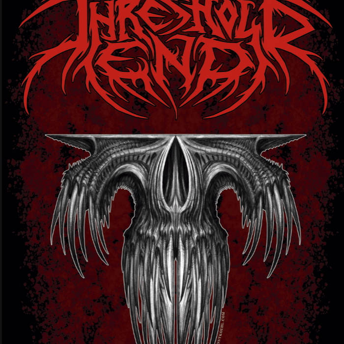 """The Lurker At The Threshold"" cover art"