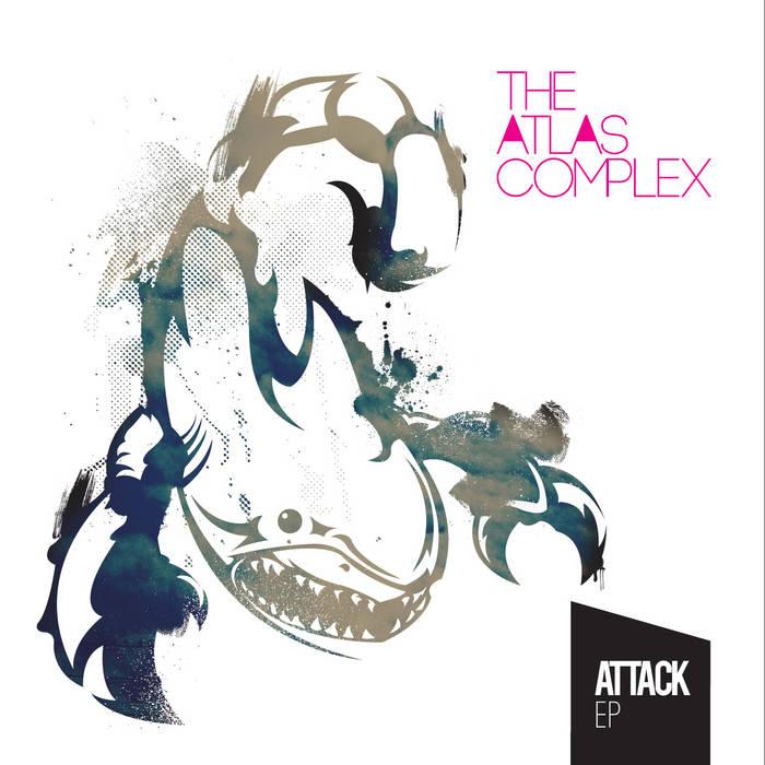 Attack EP Album cover art