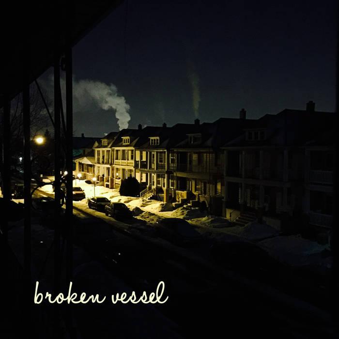 Broken Vessel Single cover art