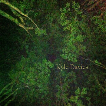 Kyle Davies- EP cover art