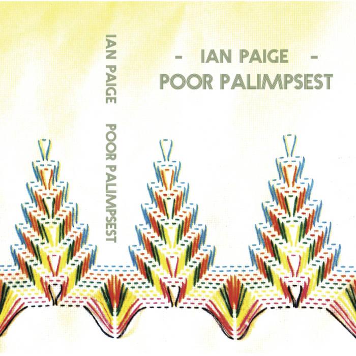 Poor Palimpsest cover art