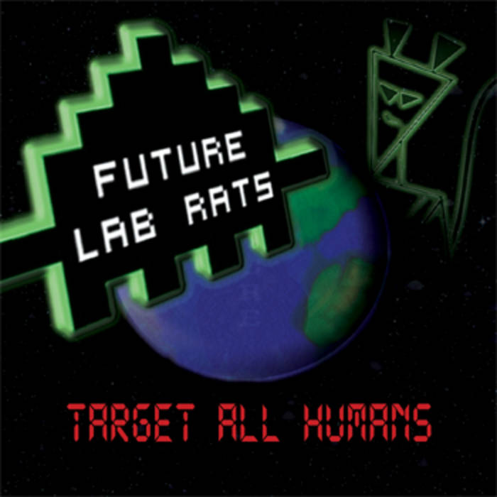 Target All Humans! cover art