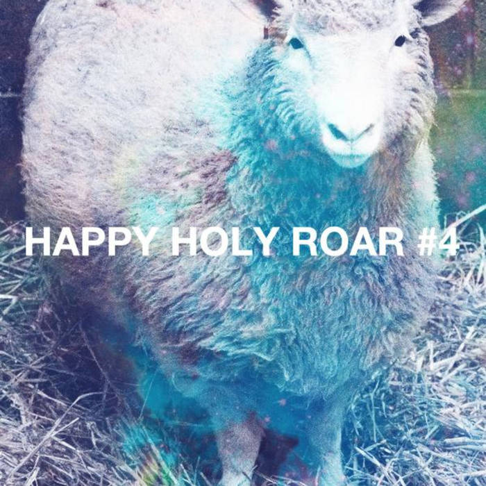 Happy Holy Roar! Vol. 4 cover art