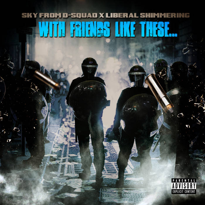 With Friends Like These... cover art
