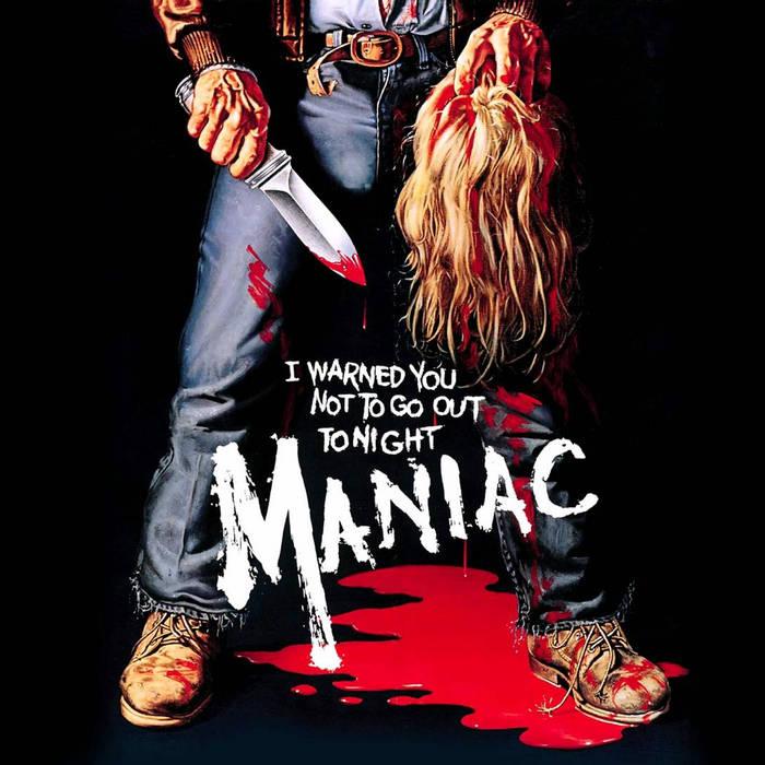 Maniac! cover art