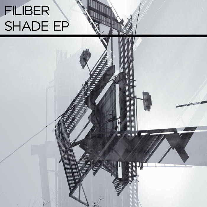 FILIBER - SHADE EP cover art