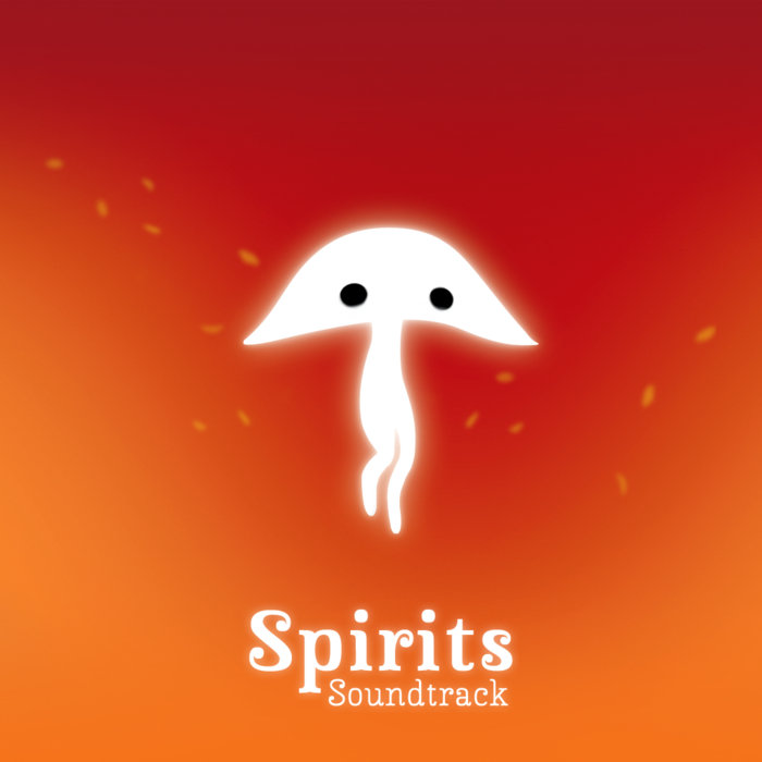 Spirits Soundtrack cover art