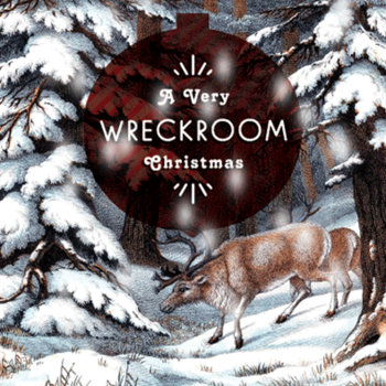 A Very Wreckroom Christmas cover art
