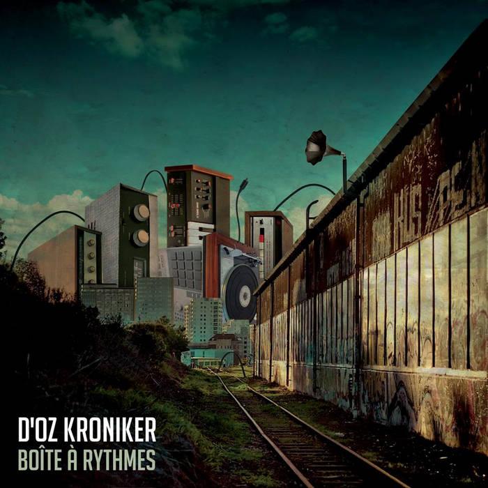 D'Oz Kroniker - Boîte à Rythmes cover art