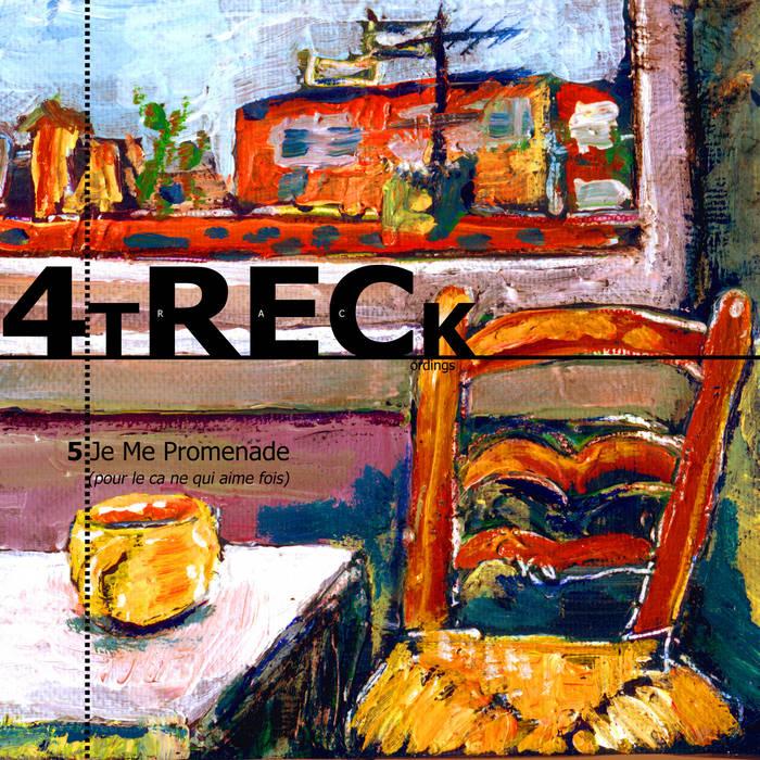 Je me promenade  ('no.5') cover art