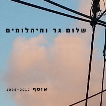 לקט 2012 - 1994 cover art