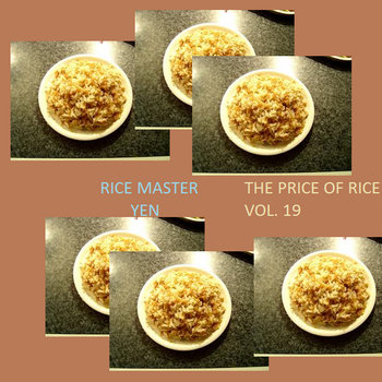 THE PRICE OF RICE VOL. 19 cover art