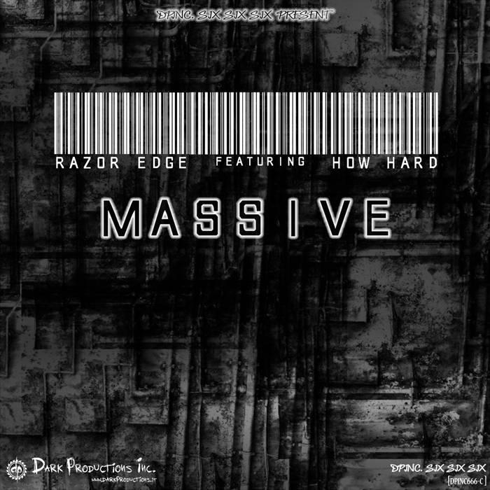 Massive EP cover art