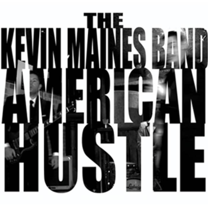 American Hustle cover art