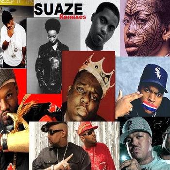 Suaze Remixes cover art
