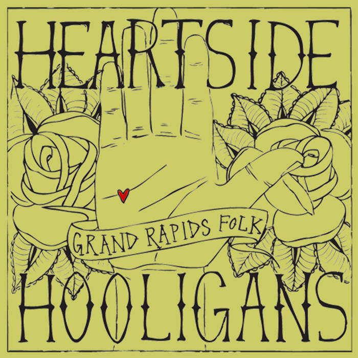 Heartside Hooligans cover art